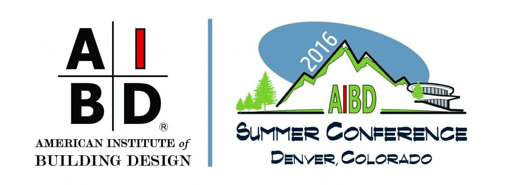 Summer conference american institute of building design for Certified professional building designer