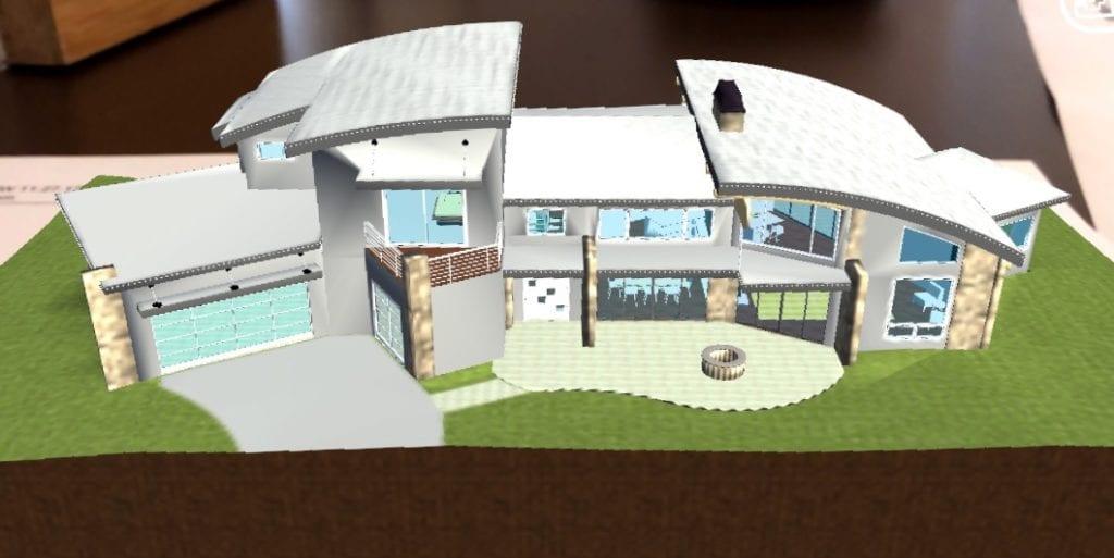 Giai đoạn phát triển thiết kế tòa nhà 2