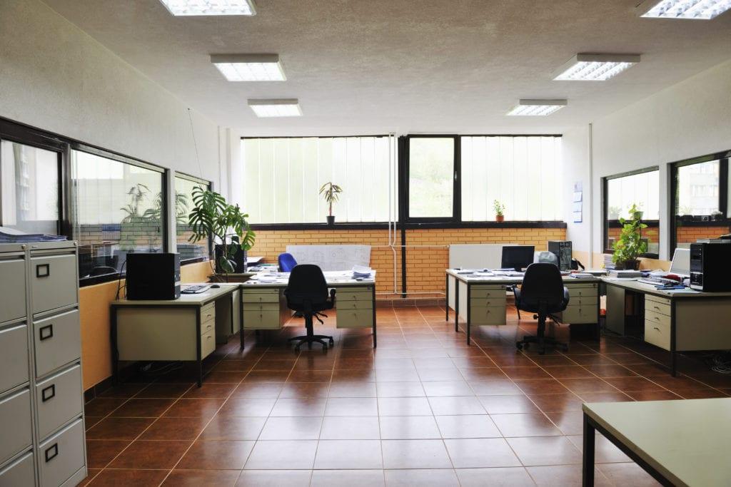 Kho ảnh về một văn phòng bền vững.